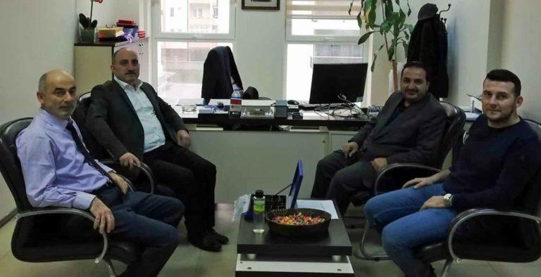 Arif Ergin'e yeni görev
