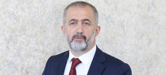 Rektör Savaşan 'Hedefimiz uluslararasılaşma'