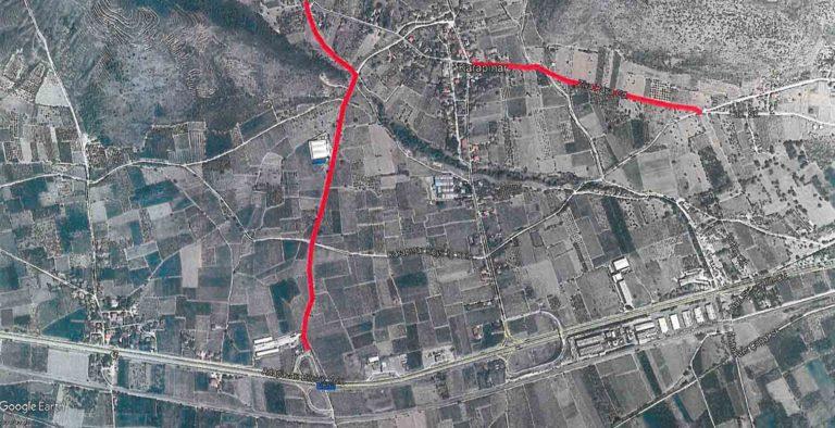 Beton yol için ilk ihale 30 Ocak'ta