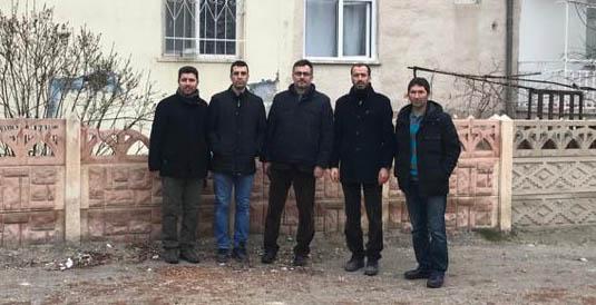 SUBÜ Ekibi Elazığ'da yapı kalitesini ve sonuçlarını analiz ediyor