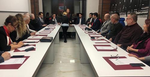 CHP İl Yönetimi şekilleniyor