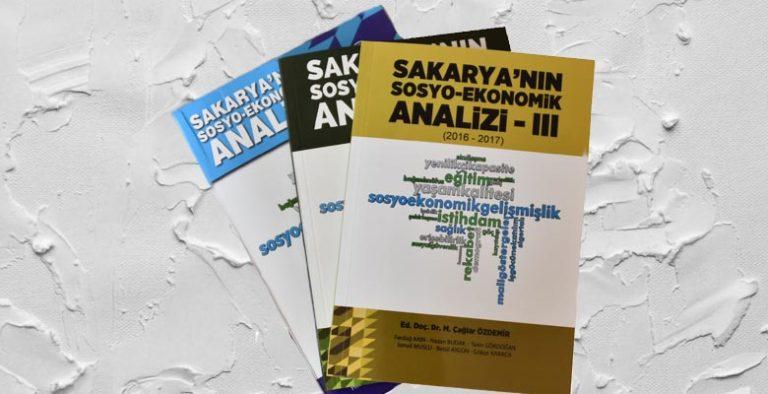 Sakarya'nın 2017-2018 Sosyo-Ekonomik Analiz  verileri yenilendi