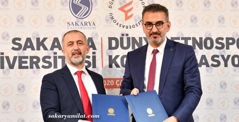 SAÜ'den Türkiye'de bir ilk