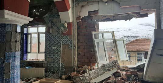 SAÜ,  Elazığ-Malatya Depremi hasar ön değerlendirme raporunu açıkladı