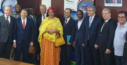 Tanzanya'daki yatırım ortamı ve sağlanan teşvikler hakkında bilgi aldılar
