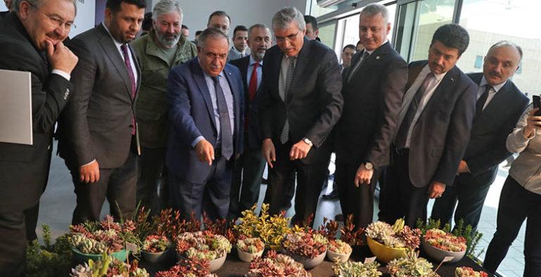 """""""Peyzaj ve Süs Bitkiciliği Festivali için hazırlıklar başladı"""""""