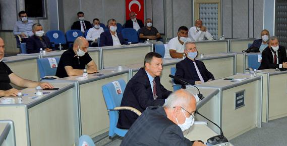 Adapazarı Meclisi'nde Komisyon ve Encümen Üyeleri Seçildi