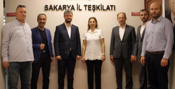 MHP Kadın Kolları'na Elif Saral Uzun atandı