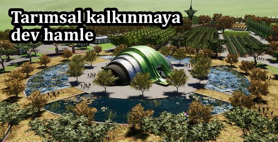 Bu merkez Türkiye'de model olacak