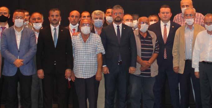 Adapazarı MHP Halil Hakan Oturak dedi