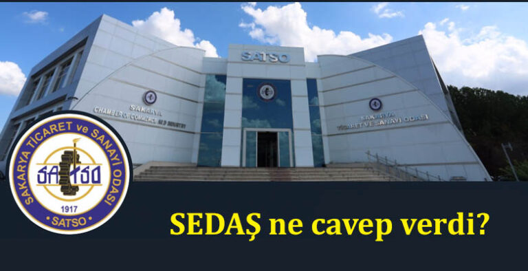 SATSO o kesintileri SEDAŞ'a sordu