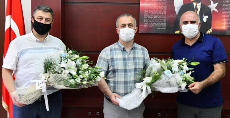 İşletme'nin yeni dekanı Mustafa Cahit Ungan oldu