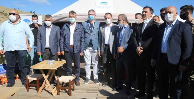 Malazgirt Zafer programı için Sakarya Büyükşehir yerini aldı