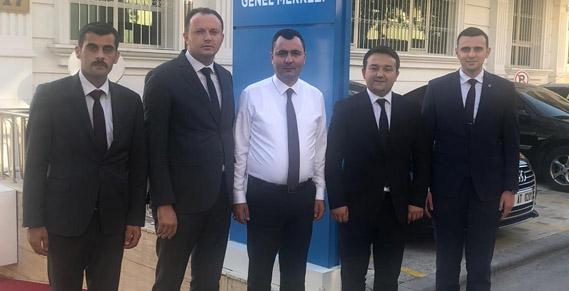 Ülkü Ocakları İl Başkanları Ankara'da toplandı
