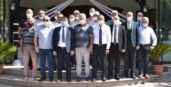 APEK Mali Kongresi yapıldı