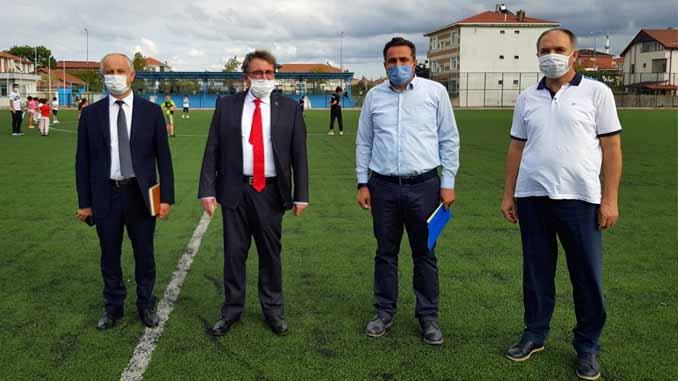 'Spor kursları pandemi kurallarına uygun açılmalı'
