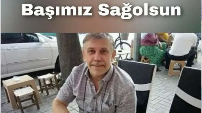 Durmuş'tan Şaban Öğretmen için başsağlığı mesajı