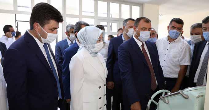 SUBÜ Denizcilik MYO törenle açıldı