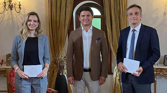EBA TV, Uğur Kobaş'ı misafir etti