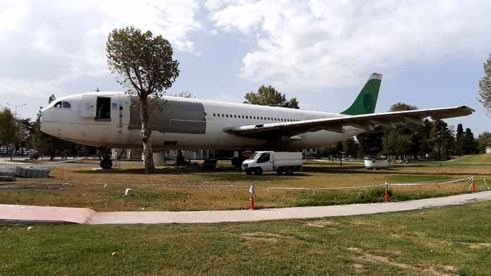 İşte o uçağın hikayesi