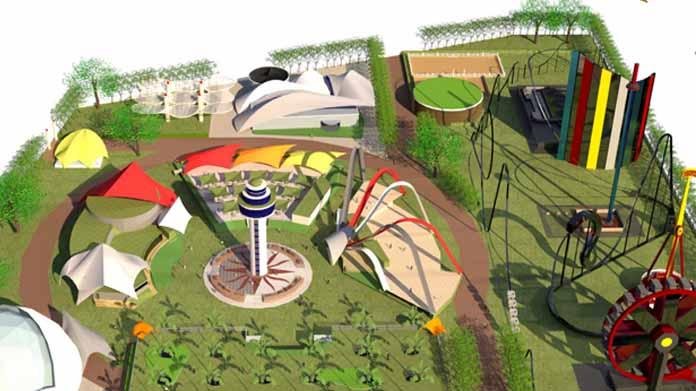 Eğlence Merkezi Projesi 2021'de başlıyor