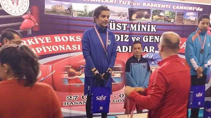 Sude Kırtay, Türkiye Olimpiyat Hazırlık Merkezi'ne seçildi