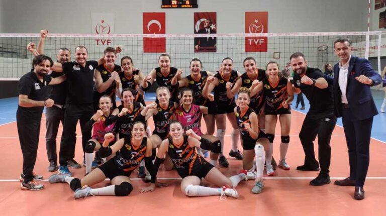 Generali Sigorta Sakarya Voleybol Spor'un Hedefi Sultanlar Ligi