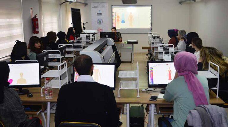 SUBÜ'nün insan kaynakları projesine MARKA desteği
