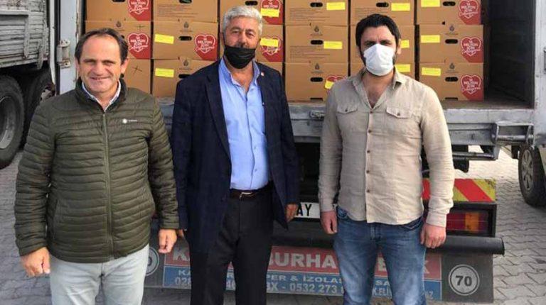 Ecevit Keleş 'Sakarya Marmara'nın Tarım Başkenti Olacak'