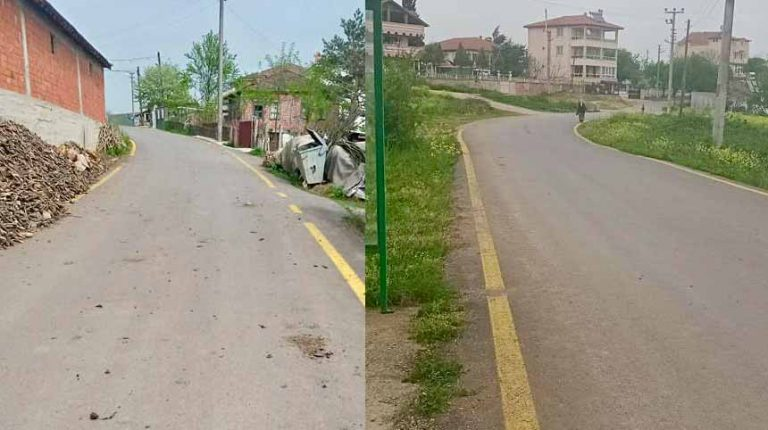 Ender Serbes; 'Kırsal mahallelerdeki dar yollar artık hayat karartmasın'