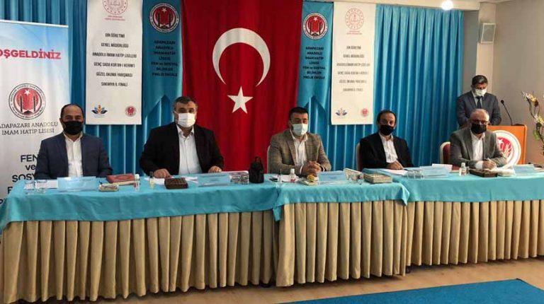 Genç Sada Kur'an-ı Kerim'i Güzel Okuma Yarışması Sakarya İl Finali Yapıldı
