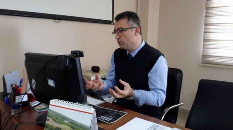 SAÜ'de 'Tıpta Yapay Zekâ Kullanımı' Semineri Düzenlendi