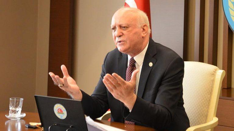 Bayraktar; 'Biz üretemezsek Türkiye aç kalır'