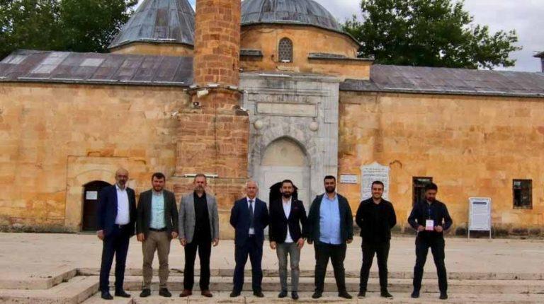 """Kırşehir'de """"Ahi Evran, Ahilik ve Gençlik"""" Söyleşisi"""