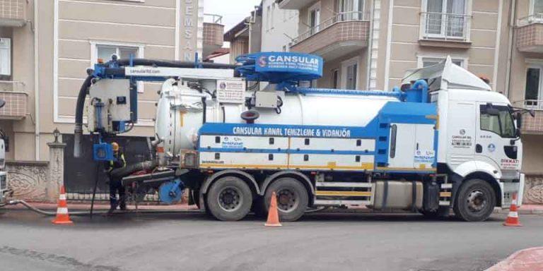 SASKİ ekipleri temizlik çalışmalarını sürdürüyor